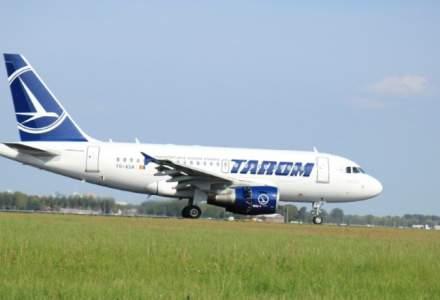 Incident la Otopeni: Explozie la anvelopele unei aeronave TAROM