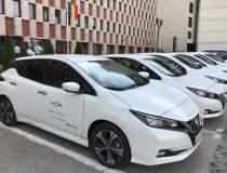 Serviciul de e-car sharing...