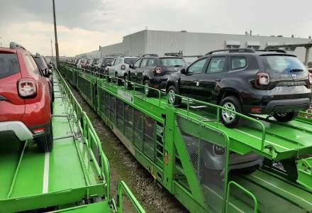 Hodlmayr Logistics Romania va livra toate masinile Dacia comandate de germani