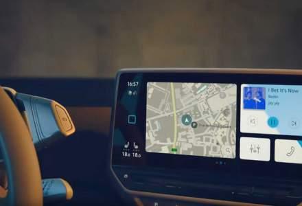 Primele imagini cu interiorul lui Volkswagen ID.3: hatchback-ul electric va fi prezentat oficial in septembrie