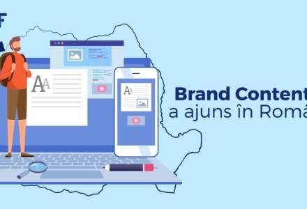 Brand content-ul a ajuns si in Romania! Ce avantaje ai?