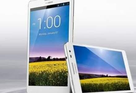 GADGETUL SAPTAMANII: Telefonul-tableta gigant de la Huawei [PREVIEW]
