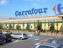 Vanzarile grupului Carrefour...