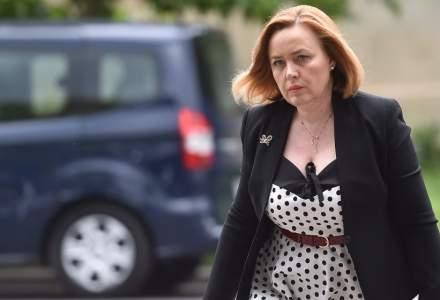 Carmen Dan si-a dat demisia din functia de ministru al Afacerilor Interne