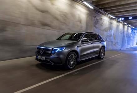 Mercedes-Benz EQC costa de la 75.900 euro in Romania