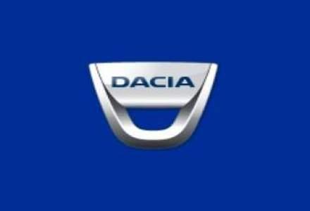 Vanzarile Dacia au depasit pragul de 350.000 de automobile vandute in 2012