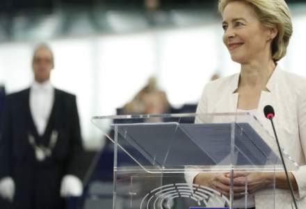 Ursula von der Leyen, prima femeie aleasa in fruntea Comisiei Europene