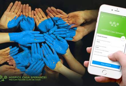 mobilPay Wallet introduce sectiunea de donatii: HOSPICE Casa Sperantei este primul ONG pe care il puteti sustine