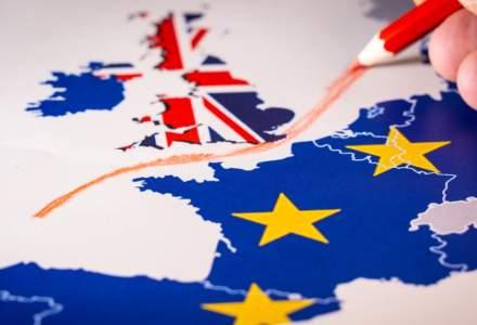 """Ce se intampla cu leul si bursele daca Marea Britanie iese """"cu scandal"""" din UE"""