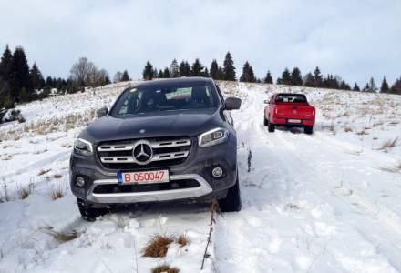 Daimler vrea sa scoata din productie pick-up-ul Clasa X, unul dintre cele mai noi modele Mercedes-Benz
