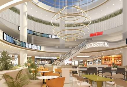 Centrul comercial Colosseum a obtinut finantare de la Credit Europe Bank pentru dezvoltare
