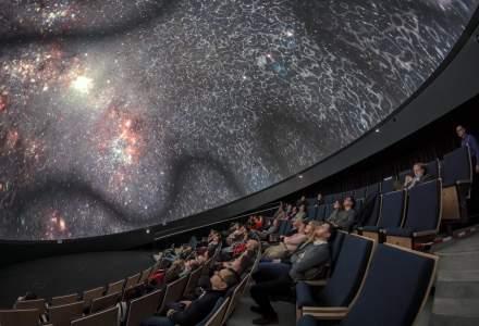 Cel mai mare planetariu din Romania, inaugurat in salina Slanic Prahova. Investitie de peste 2 milioane de lei