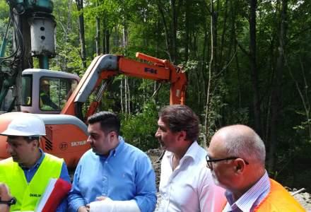 Cuc: Contractul pentru elaborarea studiului de fezabilitate pentru Drumul Expres Bacau-Piatra Neamt va fi semnat in august