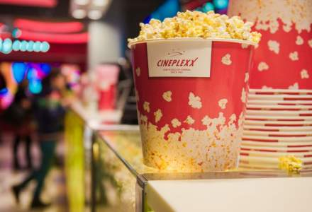 Cineplexx preia cinematograful multiplex din Iris Titan