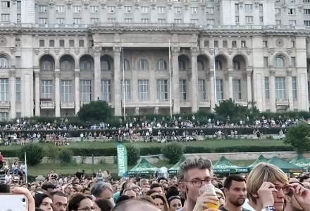 Parlamentarii care au urmarit gratis concertele: In gradina mea fac ce vreau!