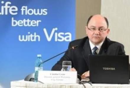 Visa: Platile cotidiene cu cardul ale romanilor au crescut cu 23%
