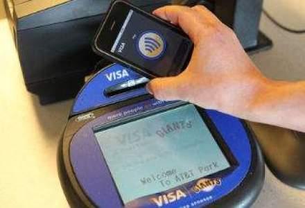 Cretu, Visa: Cateva banci comerciale vor lansa in 2013 plata cu telefonul mobil (NFC)