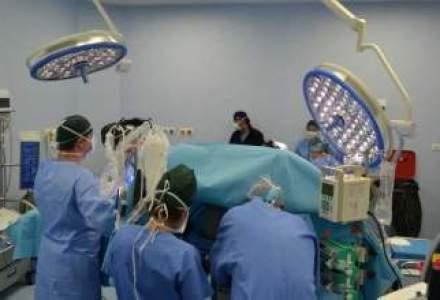 Italienii investesc 60 mil. euro intr-un spital in Bucuresti