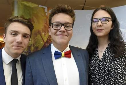 Trei medalii pentru echipa Romaniei la Olimpiada Internationala de Biologie 2019