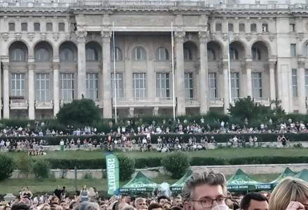 Camera Deputatilor REFUZA sa ofere lista parlamentarilor care au vazut Bon Jovi gratis