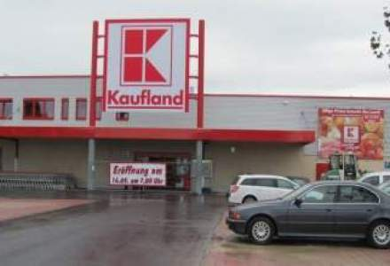 Kaufland deschide in februarie primul hipermarket din acest an