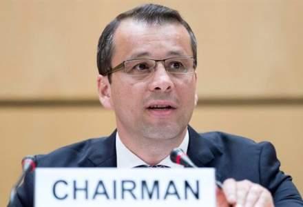Cornel Feruta a fost numit director interimar al Agentiei Internationale pentru Energie Atomica