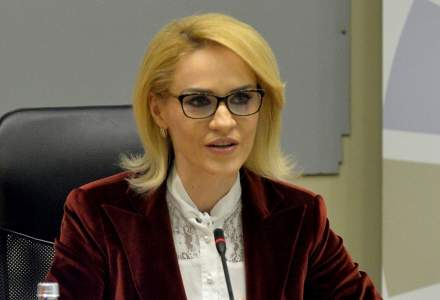 Gabriela Firea anunta ca a semnat pentru constructia Arenei Polivalente