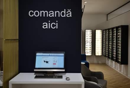 Cum probeaza romanii sute de ochelari de soare si de vedere online, printr-un Virtual Try-on Video. Optica medicala inovatoare care vinde rame si lentile de contact de peste 1,1 milioane euro