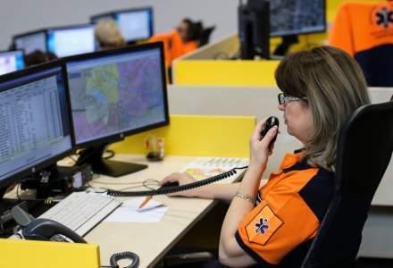 STS: S-a facut o investigatie interna privind respectarea atributiilor operatorilor 112; nu au fost inadvertente si sincope