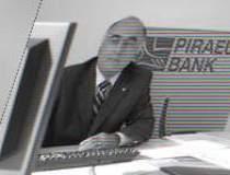 Cu un sef nou, Piraeus Bank...