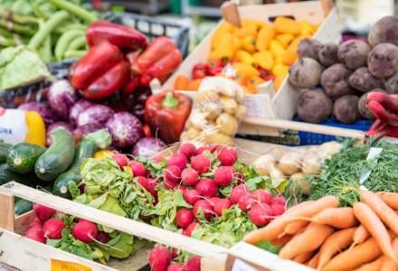 """Casa de comert """"Unirea"""" va deschide 60 de magazine cu legume si fructe de la producatori romani"""