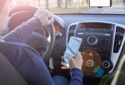 Proiect: soferii care sunt prinsi cu telefonul in mana la volan isi pierd permisul. Nici bicilistii nu scapa de sanctiuni