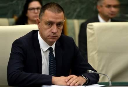 Vicepremierul Mihai Fifor, propus interimar la sefia MAI de Viorica Dancila