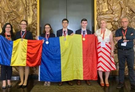 Elevii romani au obtinut o medalie de aur si trei de argint la Olimpiada Internationala de Chimie
