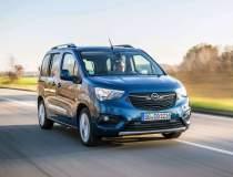 Opel Combo Life primeste o...