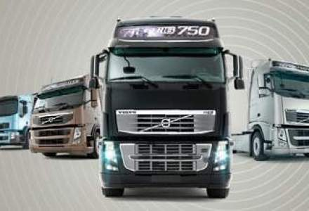 Volvo mizeaza pe China sa devina cel mai mare producator de camioane grele