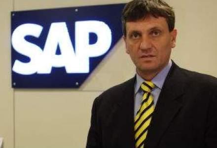 SAP Romania a inregistrat in 2012 o cifra de afaceri de 23 milioane euro