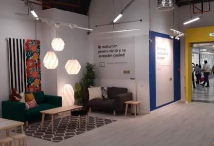 IKEA a deschis un punct de colectare a comenzilor online in vestul Bucurestiului