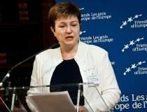 Economista bulgara Kristalina...