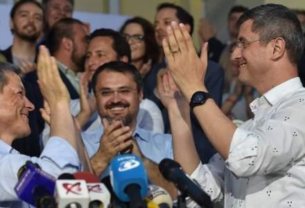 Barna si Ciolos anunta ca USR si PLUS continua alianta