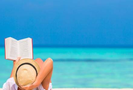 Carti de citit in ultima luna de vacanta: 5 titluri recomandate