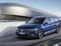 Volkswagen Passat facelift...