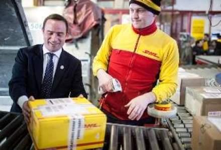 Cum arata o zi de lucru la DHL Romania