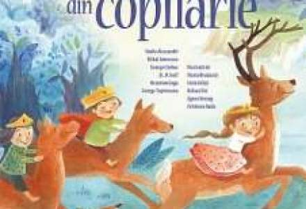 CEO Cartea Copiilor: Piata de carte pentru copii este in jurul a 20-30 mil. euro