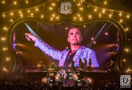 Peste 372.000 de festivalieri au participat la Untold 2019, cei mai multi in ultima seara, cand a concertat Robbie Williams