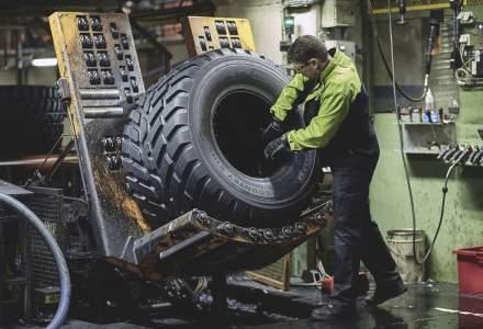 Nokian Heavy Tyres Ltd achizitioneaza compania finlandeza Levypyora Oy