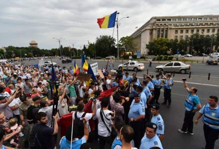 Primaria Capitalei a aprobat organizarea manifestatiei din 10 august in Piata Victoriei