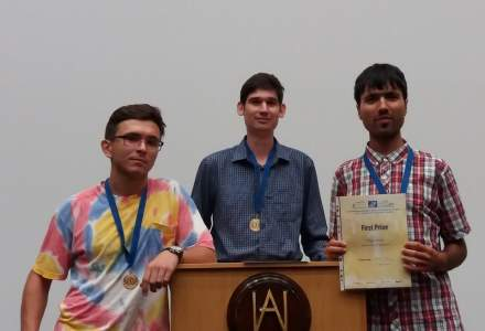 Premii pentru studentii romani la International Mathematical Competition for University Students 2019