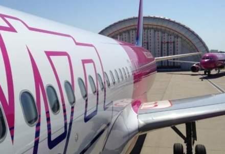 Wizz Air lanseaza rute noi din Romania. Care sunt destinatiile