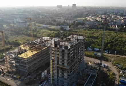 Wallberg Properties devanseaza cu 6 luni constructia celui de-al doilea turn din prima etapa de dezvoltare a XCity Towers
